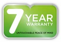 ctouch seven year warranty