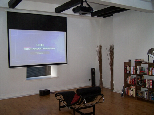 Bespoke Home Cinema Installation Service
