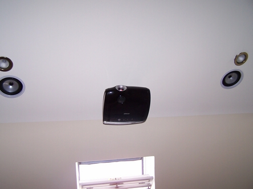 Home Cinema Projector Installation Service
