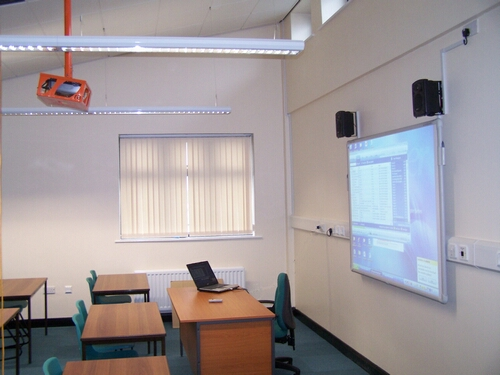 Education Installation Gallery Av Installs Ltd
