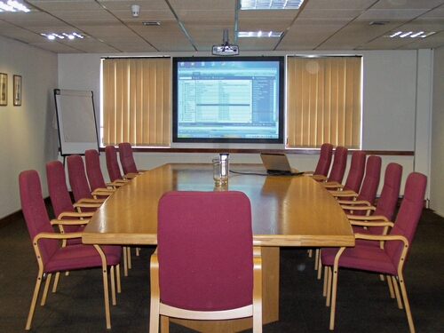 Presentation System for Meeting Room