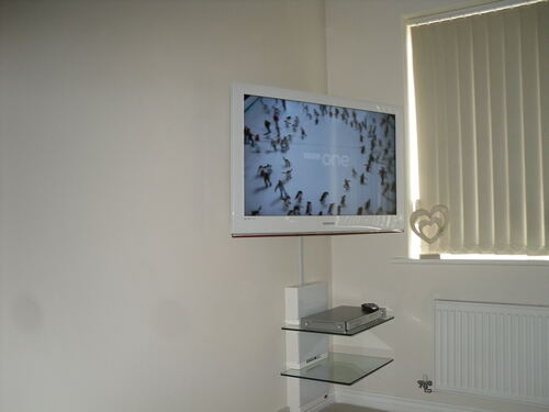 Bedroom TV Installation Service