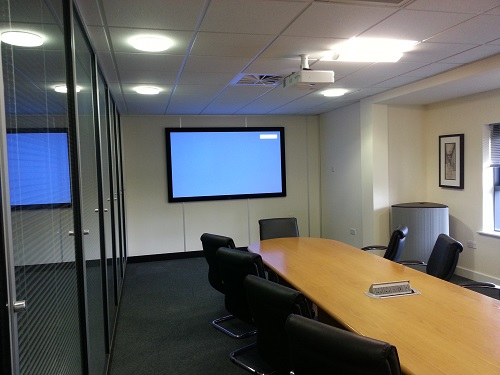 Bespoke Corporate AV Installation