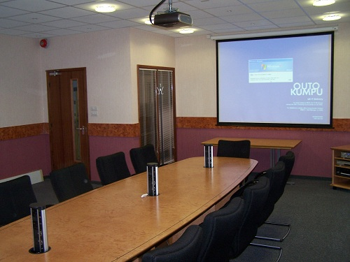Corporate AV Installation