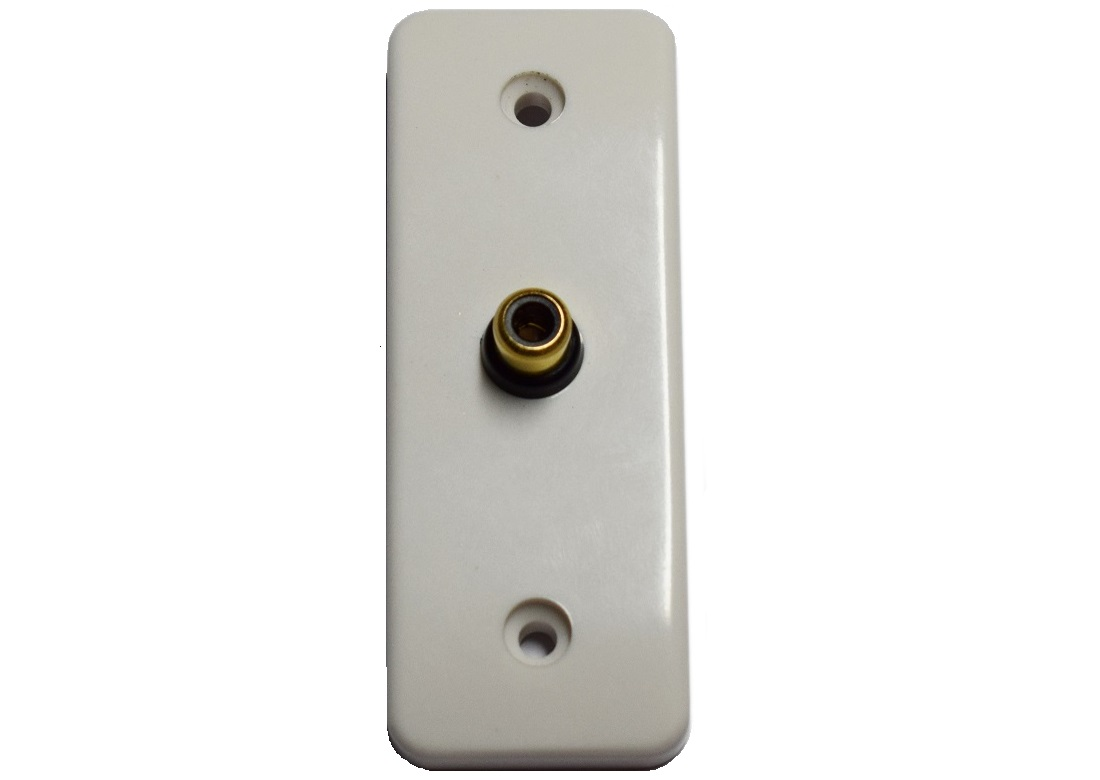 Architrave Sub Woofer Wall Plate