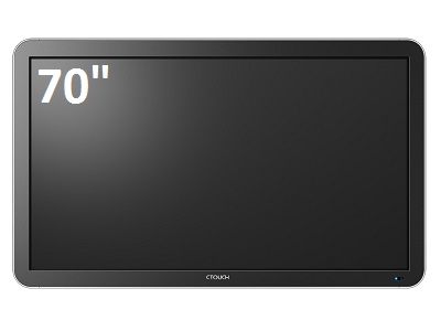 CTouch Laser 70 inch LED 10 Point Touch Screen