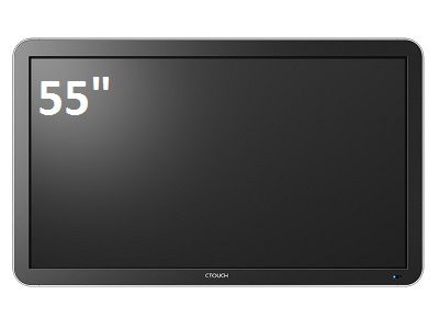 "Ctouch 55"" Leddura 4 Point Or 10 Point Interactive Display"