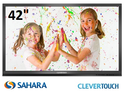 "Clevertouch Plus Series 42"" Touch Screen"