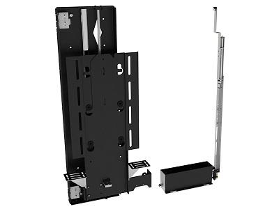 Future Automation Lsl Efa Lsm Efa Tv Lift With Flap Actuator