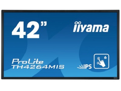 "iiYAMA Prolite 42"" Interactive 6 Point Touch panel"