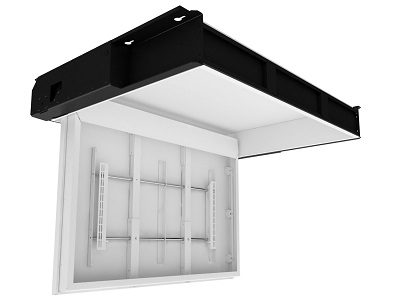 Future Automation Heavy Duty Ceiling TV Lift Hinge CHR7, CHR8 & CHR9