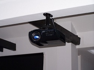Home Cinema Bespoke Projector Installation Service