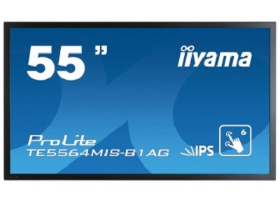"iiYAMA Prolite 55"" Interactive 6 Point Touch panel"