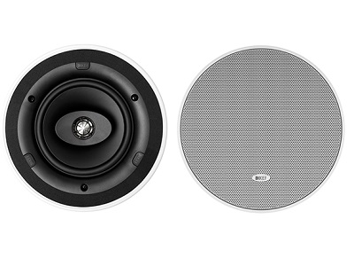 Kef Ci160CR Round Flush Fit Speaker