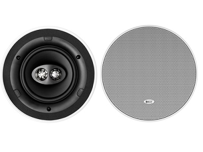 Kef Ci160CRds Round Stereo Speaker