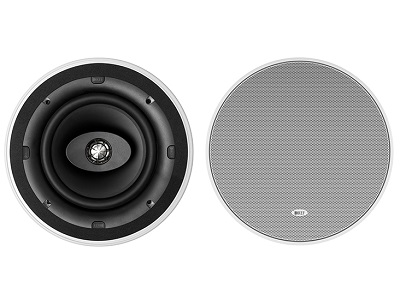Kef Ci200CR Round Flush Fit Speaker