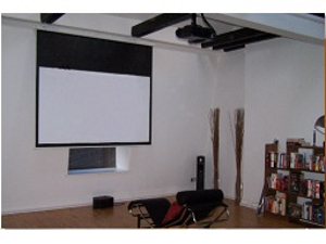 Projection Screen Installation Services