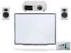 Standard Projector and Interactive Board Installation
