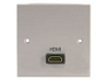 Single Gang Single HDMI Wall Plate